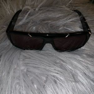 Christian Dior sunglasses (visible wear)